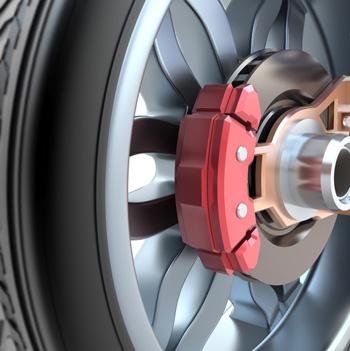 Carbon uses - Brake Linings