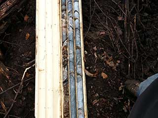 Drill Core from VN6