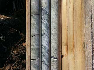 Drill Core from VN7